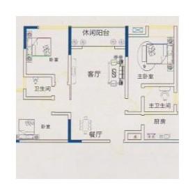 锦鹏·国际G-4户型